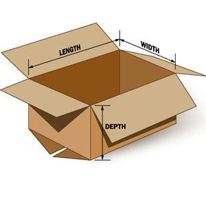 dimensions of a box