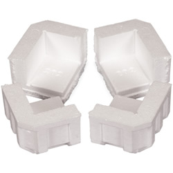Palmer Packaging - Foam Corners